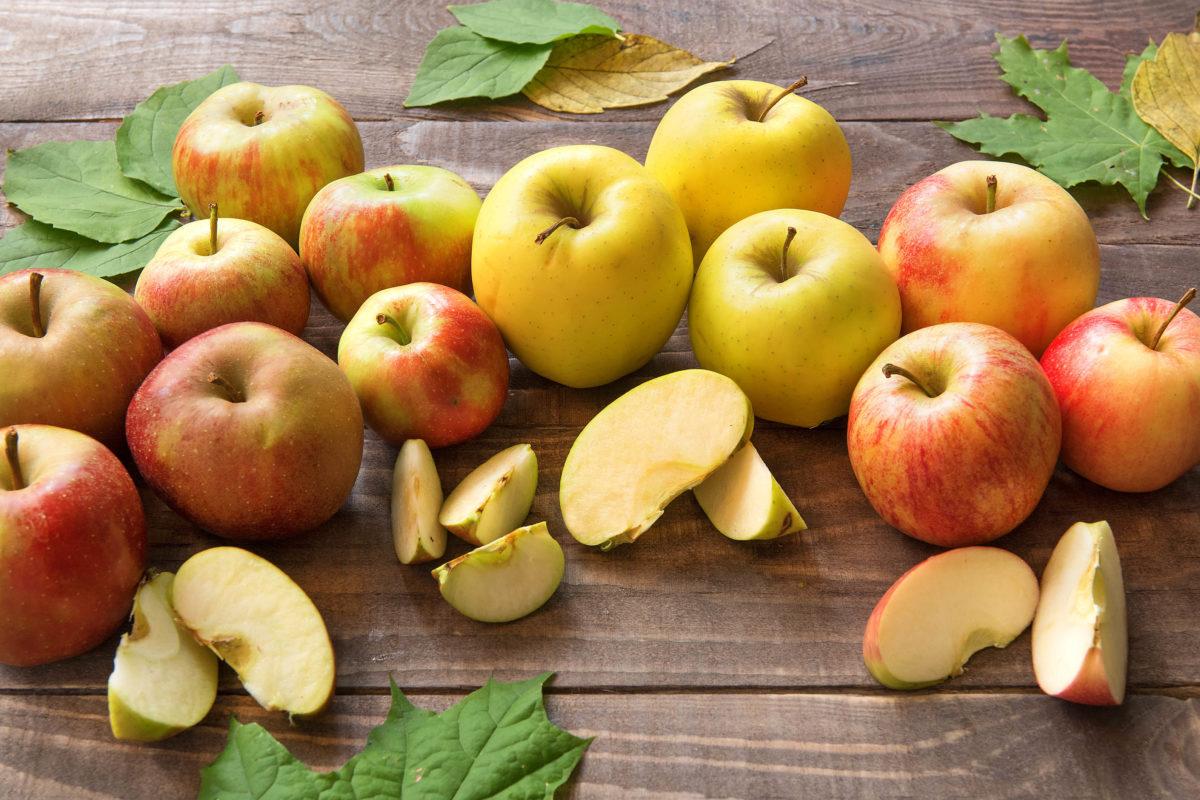 Μήλα, ένα μήλο την ημέρα…ποικιλίες