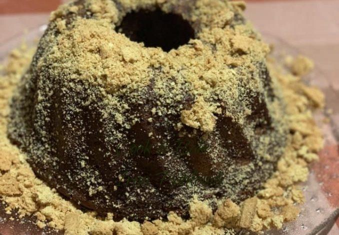 Κέικ ολικής άλεσης με μέλι της Κατερίνας Καρακατσιώνη