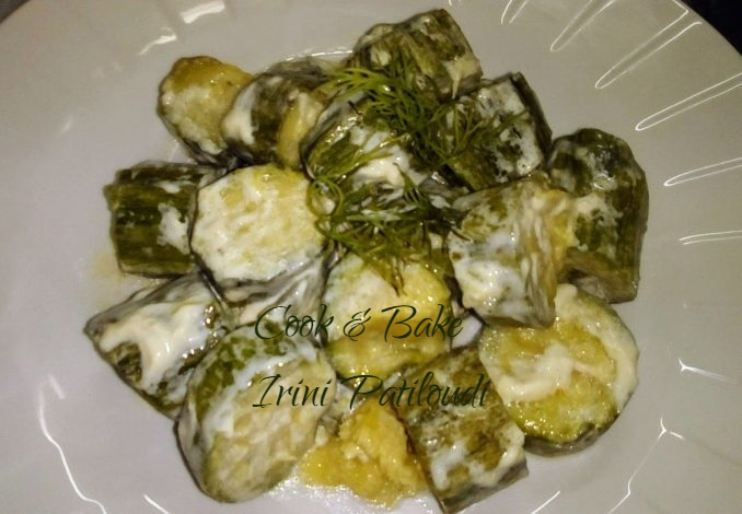 Κολοκυθάκια σαλάτα, ελαφριά και γρήγορη