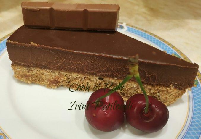 Σοκολατόταρτα Κόλαση