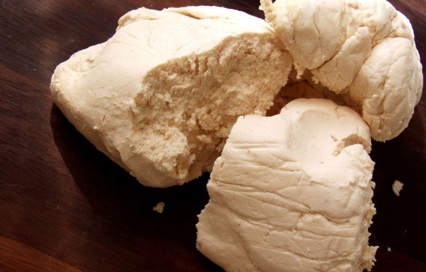 Κοπανιστή Κυκλάδων, μαλακό, κρεμώδες τυρί
